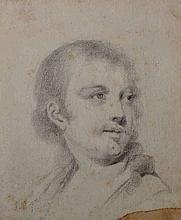 Circle of Jean-Baptiste Greuze (1725-1805) French.