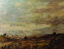 Oliver Hall (1869-1957) British. An Extensive Land