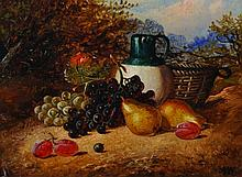 George Weber (1907-2002) German. Still Life, with