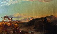 James Vivien De Fleury (fl.1847-1868) British.