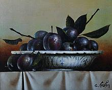 Georges Coulon (1914-1990) European. Still Life wi