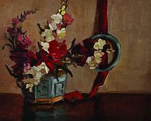 Hylton-Hylton (20th Century) British. Still Life w
