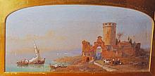 Charles Vacher (1818-1883) British. A North Africa