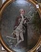 OIL PAINTINGS: RICHARD LIVESAY (1760-1823) BRITISH