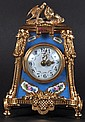 A VERY GOOD SMALL 19TH CENTURY FRENCH ORMOLU AND