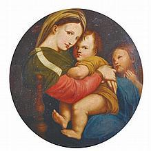 After Raffaello Sanzio de Urbino, called, Raphael (1483-1520