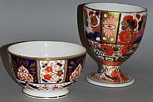 AN EARLY 19TH CENTURY CHAMBERLAIN WORCESTER IMARI