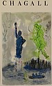 Marc Chagall (French/Russian, 1887-1985) Poster