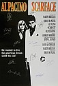 Original Scarface - Cast Signed Poster