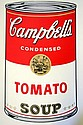 WARHOL SUNDAY B. MORNING TOMATO SOUP
