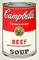 WARHOL SUNDAY B. MORNING BEEF SOUP