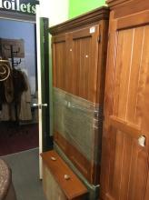 MIRRORED WARDROBE (2 DOOR)