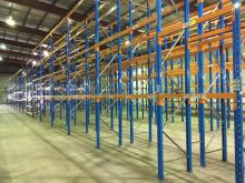 Pallet Racking, Dexion Shelving