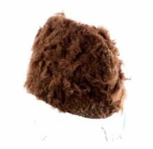 Native American Buffalo Hide Hat early piece This