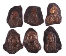 Native American Chiefs Bronze Collection
