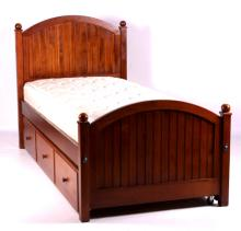 Ethan Allen Twin Trundle Bed