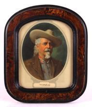 Buffalo Bill Cody Framed Portrait