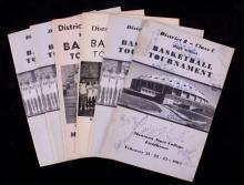 Montana Class C Basketball Tournament Programs