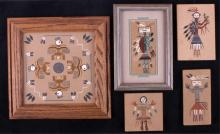Navajo Sand Painting Collection