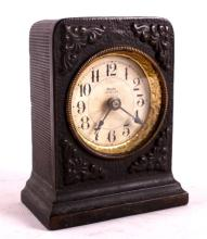 Antique Westclox Ironclad Alarm Clock