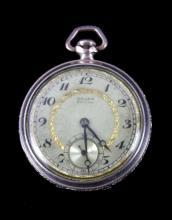 Gruen SemiThin 17 Jewel Pocket Watch