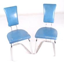 Vintage Pair Of Retro Chairs