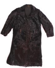 Antique Bear Hide Fur Coat