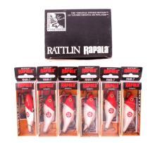 Rattlin Rapala Texaco Fishing Lures