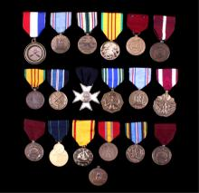 United States Military Service Medal Collection