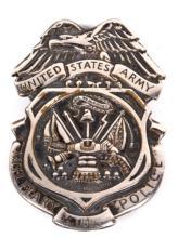 U.S. Military Police Badge