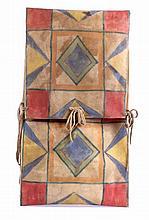 Sioux Parfleche Envelope This is an original handm