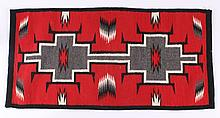 Navajo Teec Nos Pos Pattern Rug This is an origina