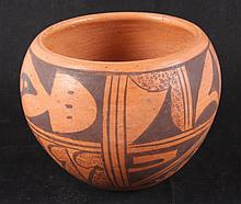 Hopi Bowl by Frieda Poleahla This is from the mid