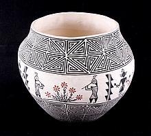 Acoma Pueblo Native American Pottery The piece is