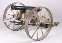 US Artillery 1890 1/2 Scale Replica Firing Canon T