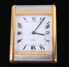 Cartier Paris Travel Swiss Clock The piece is from