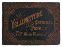 Yellowstone National Park Book This is a Yellowsto