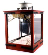 Antique Electric Movie Theater Popcorn Machine Thi