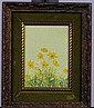 Impressionistic Yellow Daisy's by Robert Jarvis