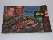 Vintage Revell Train Manual 1957 1958 Advertising