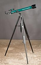 L.L. Bean by Celestron Telescope on a tripod stand, adjustable height