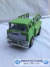 Marx Green Truck