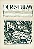 Marc, Franz  Der Sturm. Wochenschrift für Kult, Franz Marc, €400