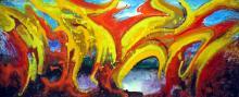 Acrylic & Texture Original High End Alvarez