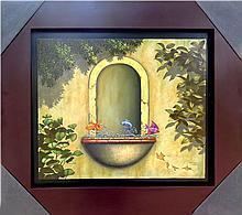 Oil on Canvas Original High End Landscape