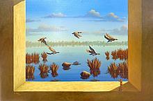 Oil on Canvas High End Landscape
