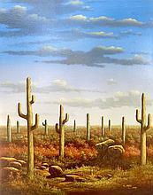 Oil on Canvas Original Uribe 16 x 20