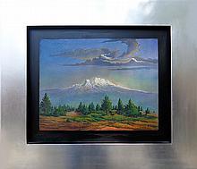 Oil on Canvas Original High End Terron