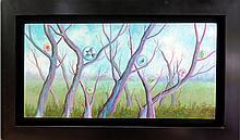 Trapped Dreams-Acrylic on Canvas Original-24