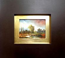 Oil on Canvas Original Landscape